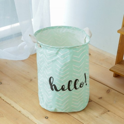 Container - Tas - Wasmand - Speelgoed mand - Hello (Z183)